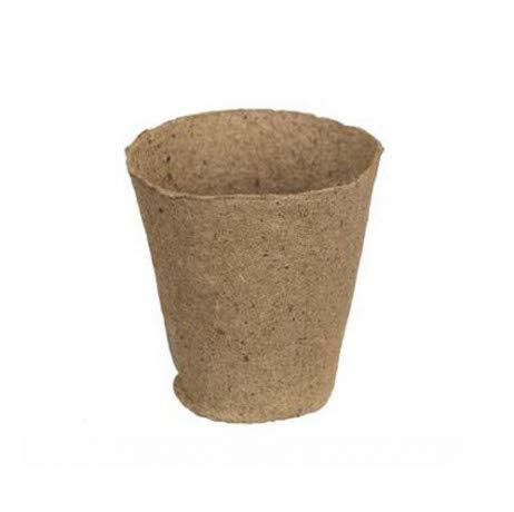 Pots ronds en tourbe pour semis 6020123 H