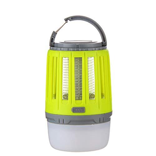 Asesino eléctrico de mosquitos, multifunción 2 en 1 Lámpara de asesino de...