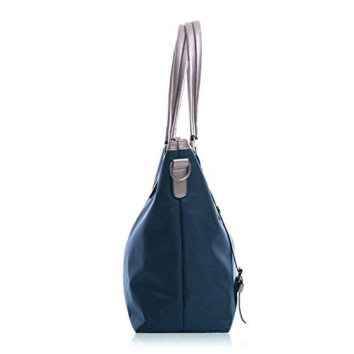 Millya, Borsa a mano donna, blu (Blu) - JB1007-03 blu scuro