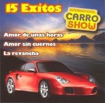 Carro Show-15 Exitos