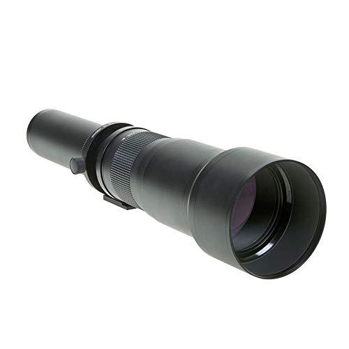 DANUBIA Teleobjektiv 8-16/650-1300mm Zoom T2