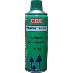 Preisvergleich Produktbild CRC–Spray Hochleistungsschmierstoff es enthält PTFE für Langzeit-Schutz gegen Reibung, Verschleiß und Korrosion. Power Lube 400ml