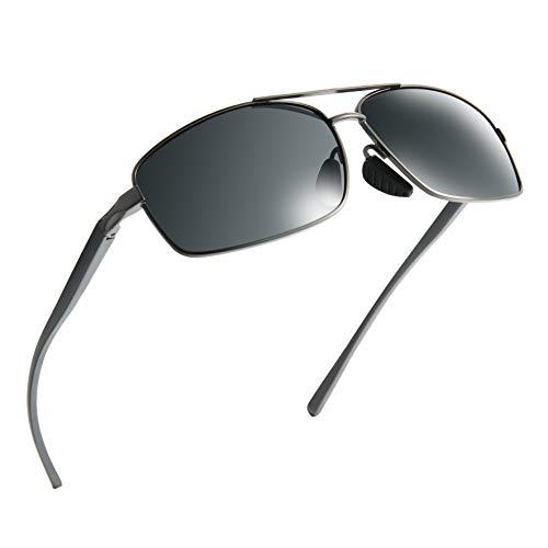 852457da13 NWOUIIAY Gafas de Sol Unisex para Mujeres Hombres Chicas Chicos Jóvenes y  Ancianos con Lentes TAC
