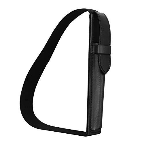 ProCase S Pen Halter für Samsung Tab S4/ Tab S3, Premium Kunstleder Hülle Tasche Case mit Abnehmbare Band für Samsung Galaxy Tab A 10.5(T590)/Galaxy Tab S4 10.5(T830)/Galaxy Tab S3 9.7(T820) -Schwarz