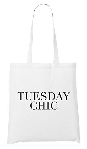 Tuesday Chic Sac Blanc