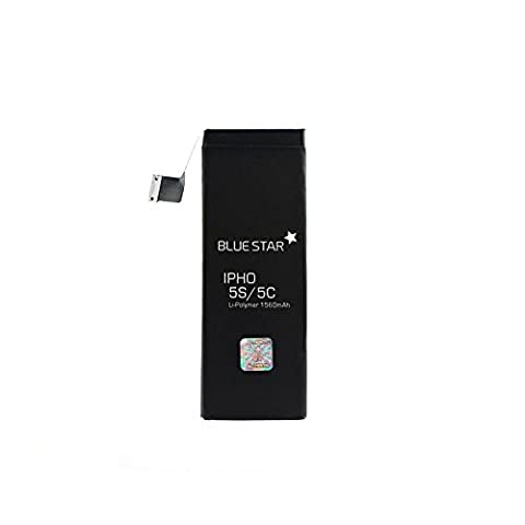 Iphone 5 Prix - Blue Star Premium - Batterie Li-Polymer 1440