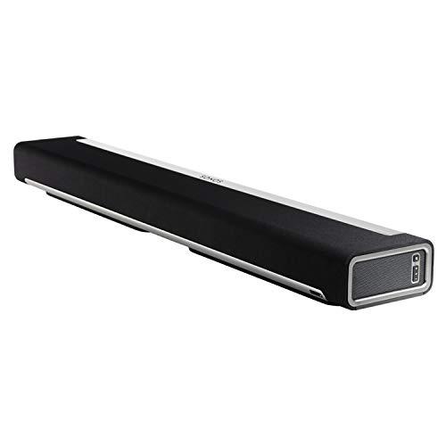 Sonos Playbar barra de sonido HiFi - sonido envolvente para cine en casa y transmisión de música,  altavoz compatible con AirPlay, color negro
