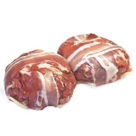 Carré de bœuf - Traiteur - Paupiette - Farci de porc au lard fromage - 2 x 180g - Livraison en colis réfrigéré 48h