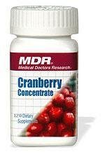 MDR CRANBERRY CONCENTRATE by MDR