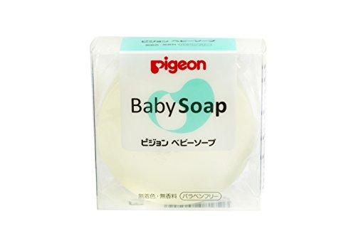 BABY TRANSPARENT SOAP W/O CASE