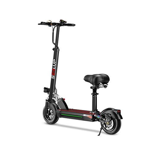 Eléctricas Bicicletas Bicicleta para Adultos Bicicleta Plegable Inteligente Scooter de Paseo Scooter...