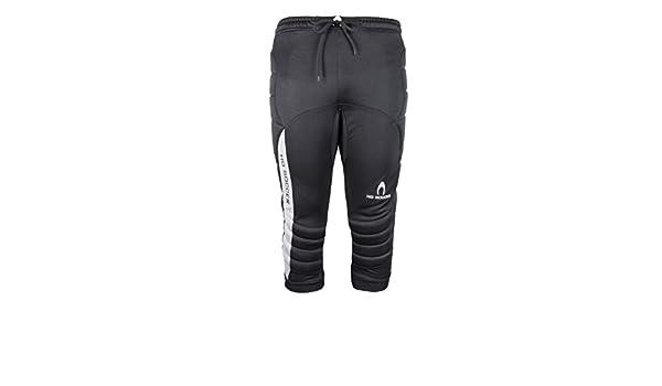 Homme HO Soccer Icon Pantalon de Gardien de But rembourr/é 3//4