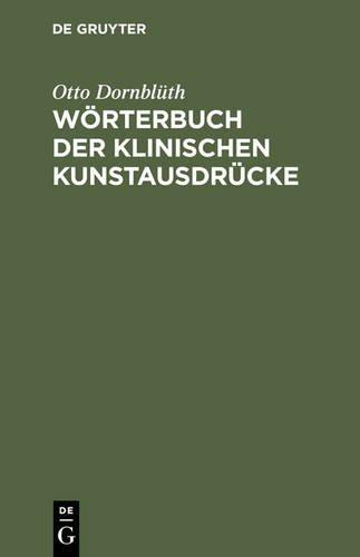 Klinisches wörterbuch: ebook jetzt bei weltbild. De als download.