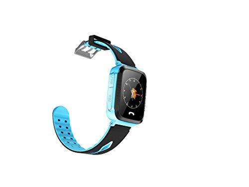 Kinder und Jugendliche Digital Quarz Uhr Y34 Anti verlorenes Kind GPS-Verfolger PAS, das intelligentes Telefon GPS-Uhr aufspürend in Position bringt (Uhr-verfolger Für Kinder)
