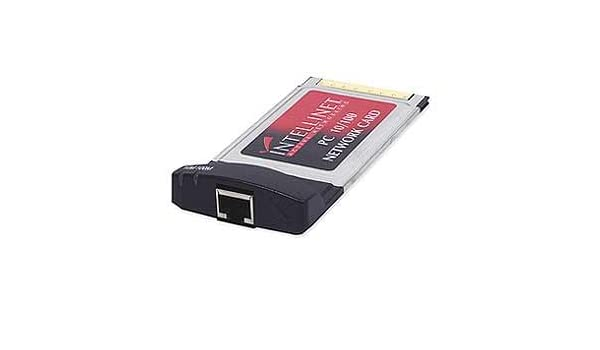 DRIVERS FOR INTELLINET FAST ETHERNET PC CARD