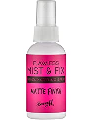 Barry M Cosmetics Spray Fixatuer de Maquillage Effet Mat