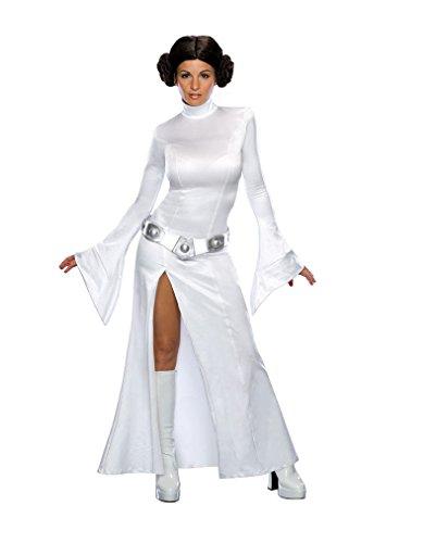 Star Wars Prinzessin Leia Kostüm S (Prinzessin Leia Und Han Solo Kostüm)