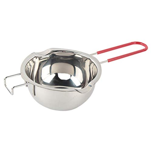 GZQღ Double chaudière universelle en acier inoxydable double insert de chaudière à lait bol de fusion pour chocolat, bonbons, beurre, fromage, caramel