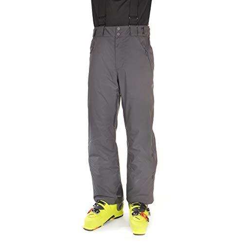 Völkl Herren Funktions Ski Hose Team Pants Full-Zip Iron Grey 70012110 Größe S Team Full Zip Pant