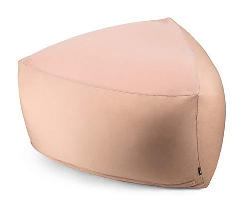 Bean Bag Sitzsack Stuhl Lazy Sofa Lounger Stabiler, Komfortabler Garten Im Freien, Geeignet Zur Aufbewahrung Von Spielzeug (Color : Pink)