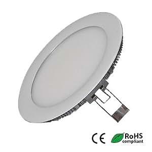 PLAFONNIER APPLIQUE RONDE ENCASTRABLE A LED