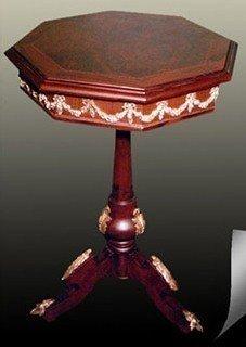 Table baroque table d'appoint de style antique Louis XV MoTa03882