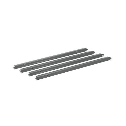 Single Cross Rails for 30'' and 36'' Lateral Files, Gray by HONÃ'® -