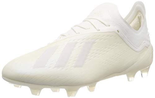 adidas Herren X 18.1 Fg Fußballschuhe, Mehrfarbig (Casbla/Ftwbla/Negbás 0), 45 1/3 EU - Samba-fußball