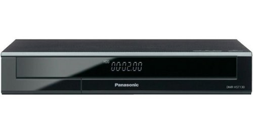 Panasonic DMR-HST130EG9 Premium Set-Top-Box (Twin HD DVB-S Tuner, 500 GB Festplatte, 2x...