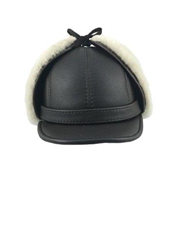 zavelio-homme-peau-de-mouton-elmer-fudd-visiere-fourrure-chapeau-ski-neige-xx-large-brown-beige