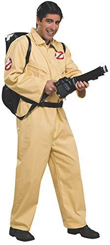 Rubies 3 888965 std - Kostüm Deluxe - Ghostbuster Kostüm Herren