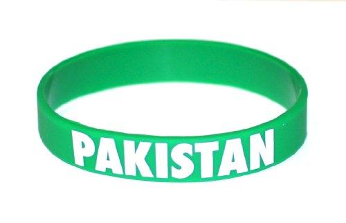 Pakistan - Silikon-Armband (Pakistan Silicone Wristband)