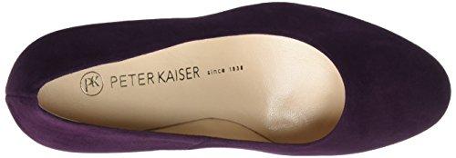 Peter Kaiser - Dalmara, Scarpe col tacco Donna Rot (Acai Suede)