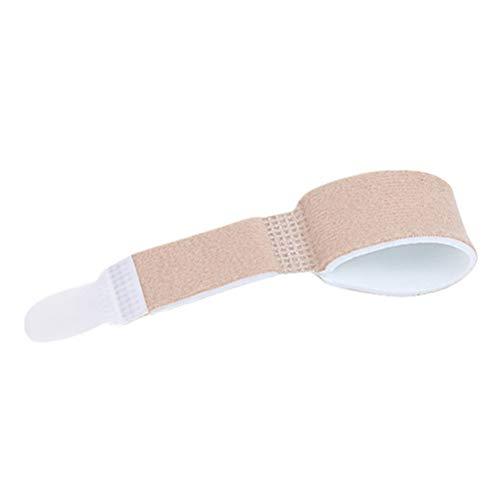 SUPVOX Zehenbandage Zehenschutz Fingerschiene Hammerzehen Zeh Schiene Bandage für Finger Hammer Toe (Haut)