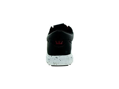 Supra Hammer Run, Sneakers Basses Adulte Mixte Gris