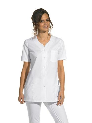 Hosenkasack für Damen weiß 1/2 Arm (52)