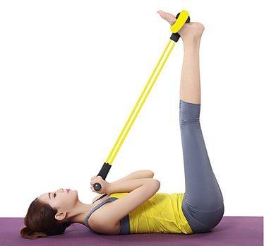 Hauptübung Brust Gewichtsreduktion Magen dünne Taille und Bauch Heimtrainer Gelb