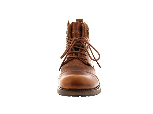 YELLOW CAB Schuhe - Boot SOLDIER M - Y15319 - tan Tan
