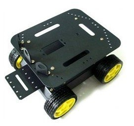 DFRobot Pirate-4WD - Plataforma móvil