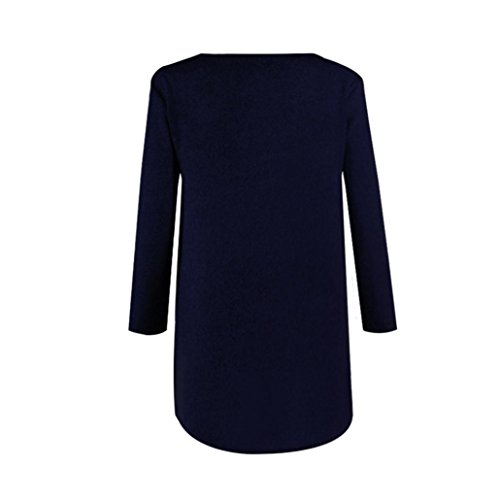 Lolittas Automne Hiver Femmes Side Zip Chunky tricoté Cardigans Baggy Sweater Jumper Tops Robe Marine