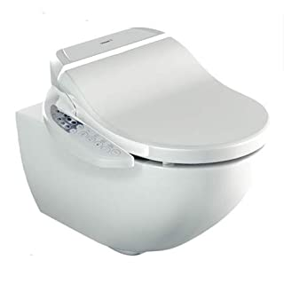 Aqua-Sigma Washing Toilet SFR-7235: RIMLESS Bidet Shower Toilet