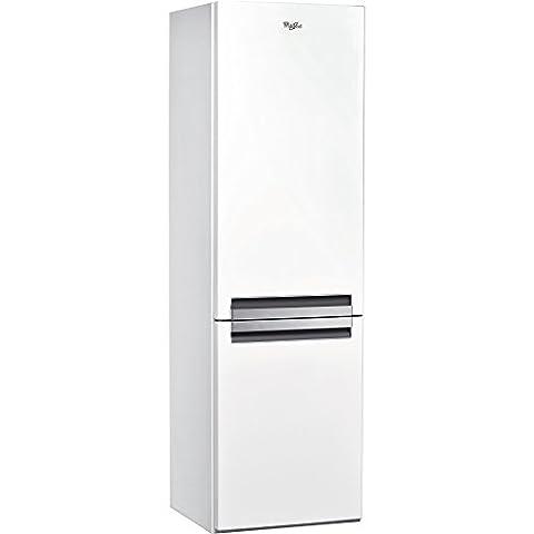 Whirlpool BLFV 8121 W Autonome 338L A+ Blanc réfrigérateur-congélateur - réfrigérateurs-congélateurs (Autonome, Blanc, Droite, Verre, 338 L,