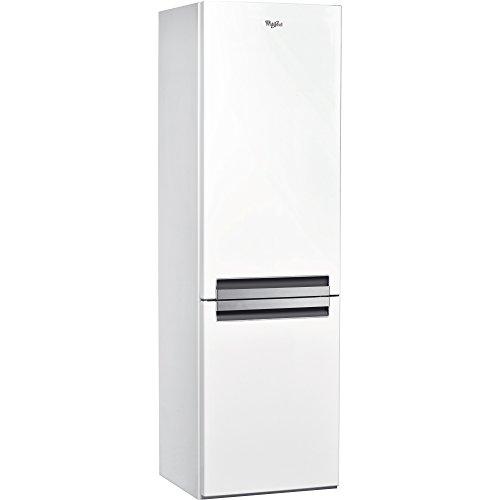 Whirlpool BLFV 8121 W freestanding 338L A+ White fridge-freezer - Fridge-Freezers (338 L, N-T, 38 dB, 5 kg/24h, A+, White)