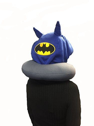 Batman Hooded Neck Pillow