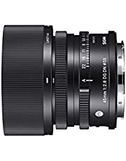 Sigma 45mm f/2.8 DG DN Contemporary Lens for Sony E-Mount Cameras (Black)