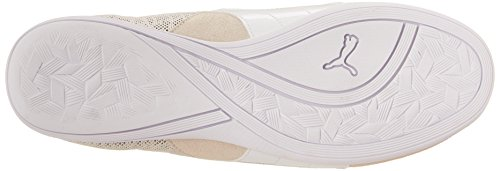 Puma Wos Eskiva Salut TEXTU Chaussures Whisper White