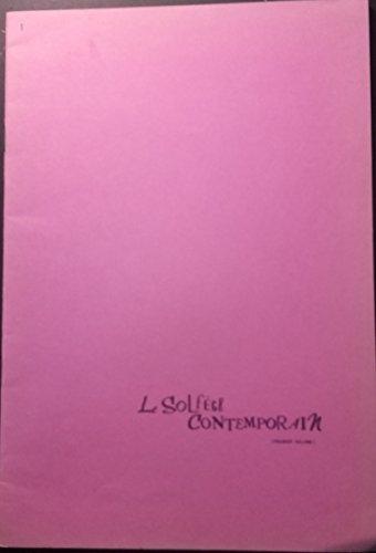 LE SOLFEGE CONTEMPORAIN - volume 1 - BEAUCAMP