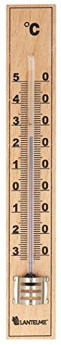 meter Buche Analog Innen Außen Wintergarten Garten Bereich 4850 ()