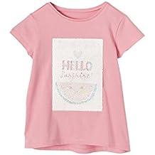 VERTBAUDET Camiseta Para Niña con Lentejuelas Reversibles