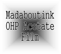 A4 Acetato Ohp Transparencia Película Impresoras